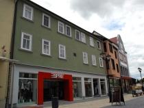 Wohn- und Geschäftshaus in Ilmenau, F.-Hofmann-Straße