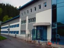 Erweiterung und Umbau Betriebsgelände CE-SYS