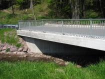 Brücken über die Schobse in Gehren