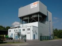 Neubau Biomasse-Heizkraftwerk